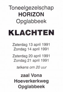 1991Klachten